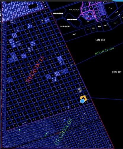 SE VENDE LOTE DE TERRENO EN TULUM, LOCALIZADO EN ESQUINA EN LA REGION 15, MANZANA 327 (1,500 m2). REMAX MAYALAND.